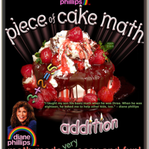 Piece of Cake Math Addition(Bundle)