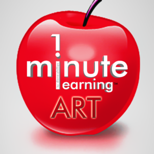 1 minute Art( all lessons bundled)